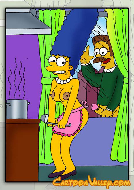 from Sylas marge simpson in nylons