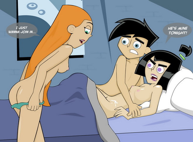 Paulina was screwed by wild Danny Phantom and cumming [ XL ...