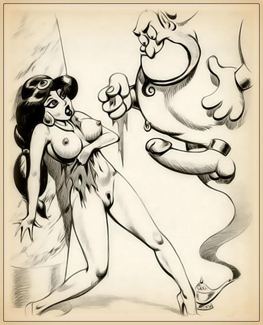 I Draw Porn - Porn Sketches